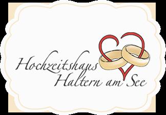 Hochzeitshaus Haltern am See - Jochem Möller - Logo